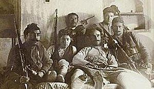 Koçgiri rebellion - Image: Isyancilar