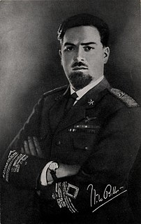 Italo Balbo Italian Marshal of the Air Force and minister
