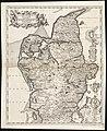 Iutiae tabula in quae sunt dioeceses Alburgensis, Wiburgensis, Ripensis et Arhusiensis quae et sunt divisae in omnia dominia (8357173939).jpg