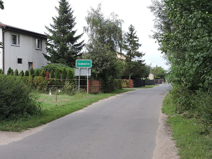 Izabelin, Gmina Kramsk
