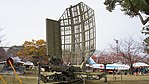 JASDF J TPS-101 Radar(NAS-79 Antenna unit) at Kasuga Air Base November 25, 2017 01.jpg