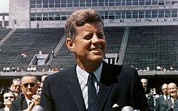 John F. Kennedy - Wikipedia