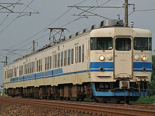 413 series Class of Japanese electric multiple unit