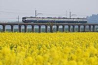 JR Kashima Line,Jyunikyo-Katori,Katori-city,Japan.JPG