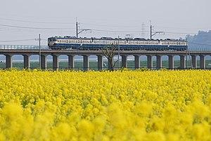 Kashima Line - Kashima Line 113 series EMU