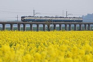 Kashima Line Railway line in the prefectures of Chiba and Ibaraki, Japan