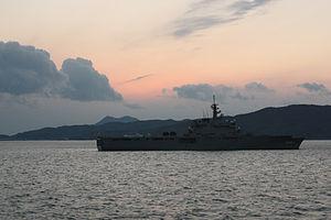 JS Ōsumi off Kure, -26 Dec. 2010 a.jpg