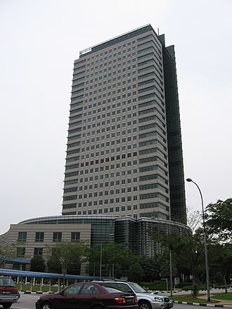 Presidential elections in Singapore - The JTC Summit, the present headquarters of JTC Corporation (formerly the Jurong Town Corporation). Andrew Kuan, an unsuccessful potential candidate in the 2005 presidential election, was a former CFO of the JTC.