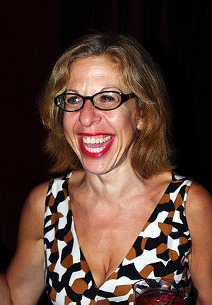 Jackie Hoffman - Image: Jacki Hoffman Musto Party 2011 Shankbone