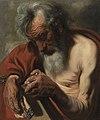 Jacob Jordaens - Hl. Petrus - 1201 - Bavarian State Painting Collections.jpg