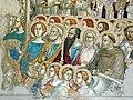 Jacopo di mino del pellicciaio, maestà e profeta, 1396, da s. francesco convento 07.JPG