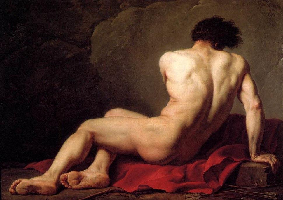 Jacques-Louis David - Patroclus - WGA06044