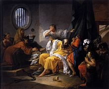 The Death of Socrates - Wikipedia