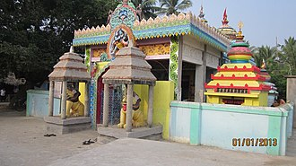 Parikud - Jagateswar Temple, Naba