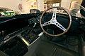 Jaguar D-Type cockpit Heritage Motor Centre, Gaydon.jpg