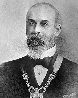 Mayor of Auckland City - Image: James Job Holland