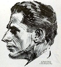 James Oliver Curwood by James Montgomery Flagg.jpg