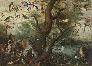 Das Vogelkonzert (Kopie nach)