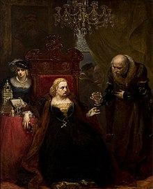 Jan Matejko: Avvelenamento della regina Bona