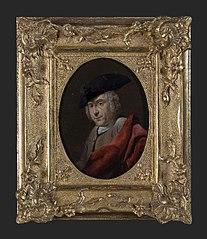 Portret van Adriaan of Adriaen Stolker (1698-1760)