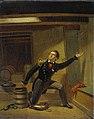 Jan van Speijk steekt de lont in het kruit, 5 februari 1831 Rijksmuseum SK-C-222.jpeg