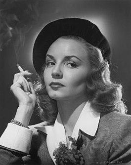 Janet Blair actress