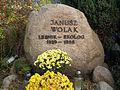 Janusz Wolak- Cmentarz na Sluzewie przy ul Renety.JPG