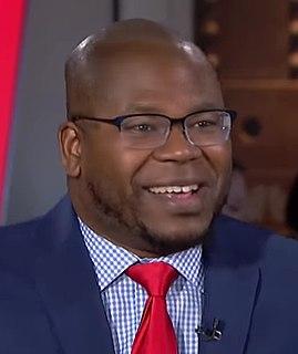 Jason Johnson (professor) American academic, political pundit