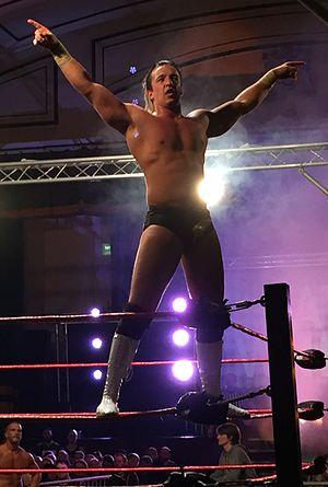 Jay White (wrestler) - White in January 2017