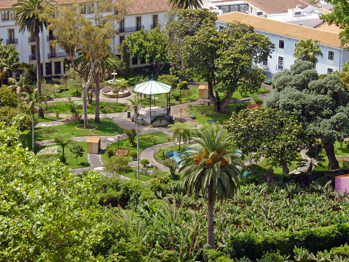 Duke Of Terceira Garden