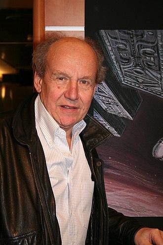 Jean-Claude Mézières - Jean-Claude Mézières photographed in February 2007