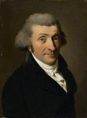 portrait of presumably Jean-Frédéric Perrégaux (1744-1808)