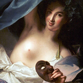 Jean-Marc Nattier - Thalia, muse of comedy (detail).jpeg