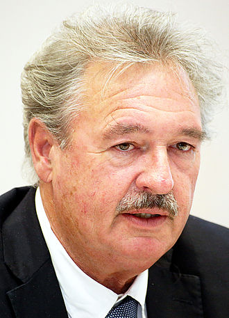 2004 Luxembourg general election - Image: Jean Asselborn February 2015