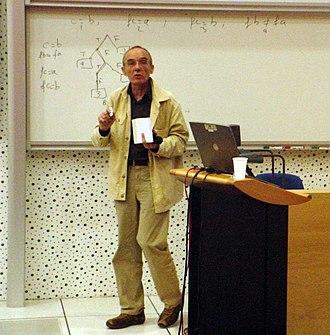 Jean-Pierre Jouannaud - May 2008