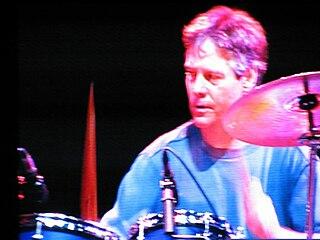 Jeff Sipe American drummer