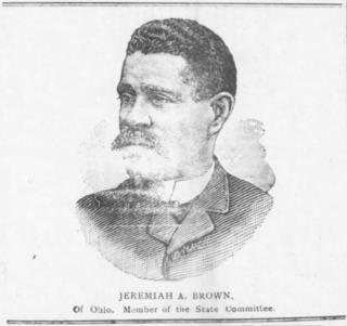 Jeremiah A. Brown