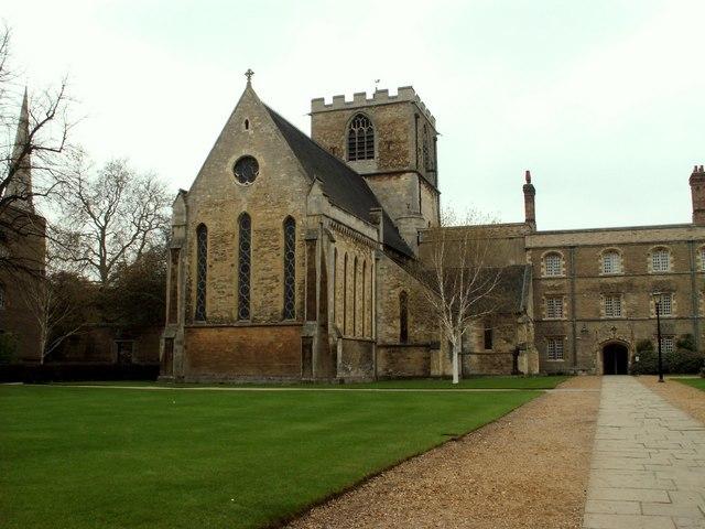 Jesus College Chapel, Cambridge - geograph.org.uk - 168873
