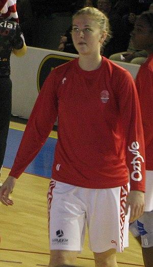 Emma Meesseman - Meesseman in 2013