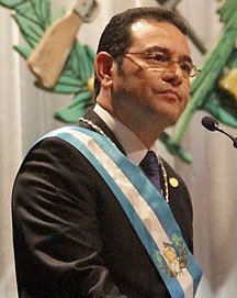 Guatemala-Gobierno de Otto Pérez Molina-Jimmy Morales Cabrera
