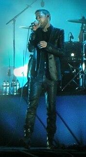 Joakim Berg Swedish singer, songwriter and musician
