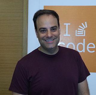 Joel Spolsky American software engineer and writer