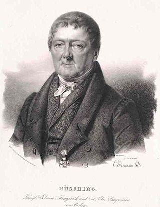 Johann Stephan Gottfried Büsching