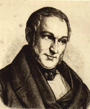 Friedland, Mecklenburg-Vorpommern - Johann Heinrich von Thünen