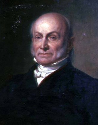 1824 United States presidential election - Image: John Q Adams