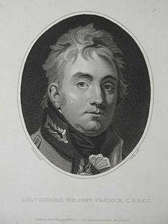 John Cradock, 1st Baron Howden British peer, politician and soldier