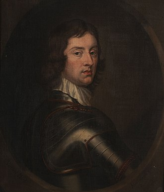 John Mordaunt, 1st Earl of Peterborough - Mordaunt