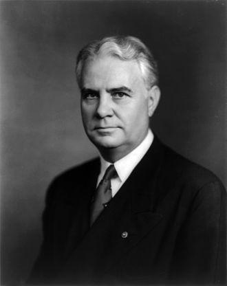 John W. Bricker - Image: John W. Bricker cph.3b 31299
