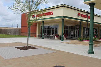 Johnny Rockets - Johnny Rockets in Pooler, Georgia at the Tanger Outlets shopping mall