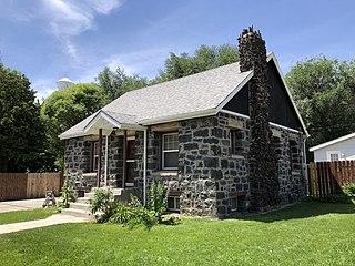 Jose and Gertrude Anasola House United States historic place